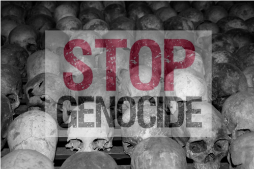 DO NOT FORGET THESE GENOCIDES!