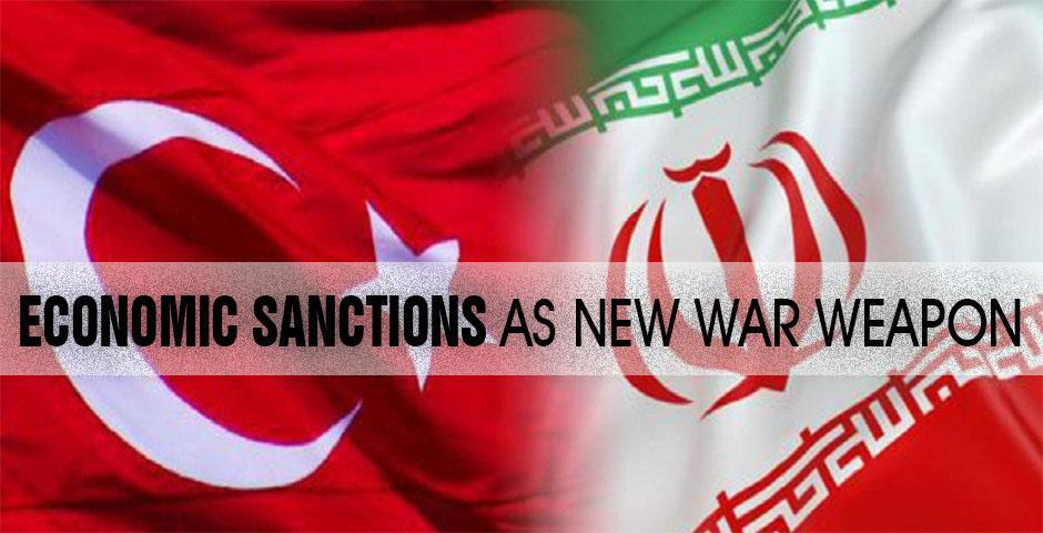 Economic Sanctions as New War Weapon