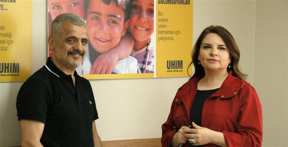 Fadime Özkan, The Writer in Star Newspaper has paid a visit to UHİM
