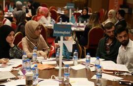 We Have Taken Part in International Students Youth Workshop Held by Woman and Democracy Association(KADEM)